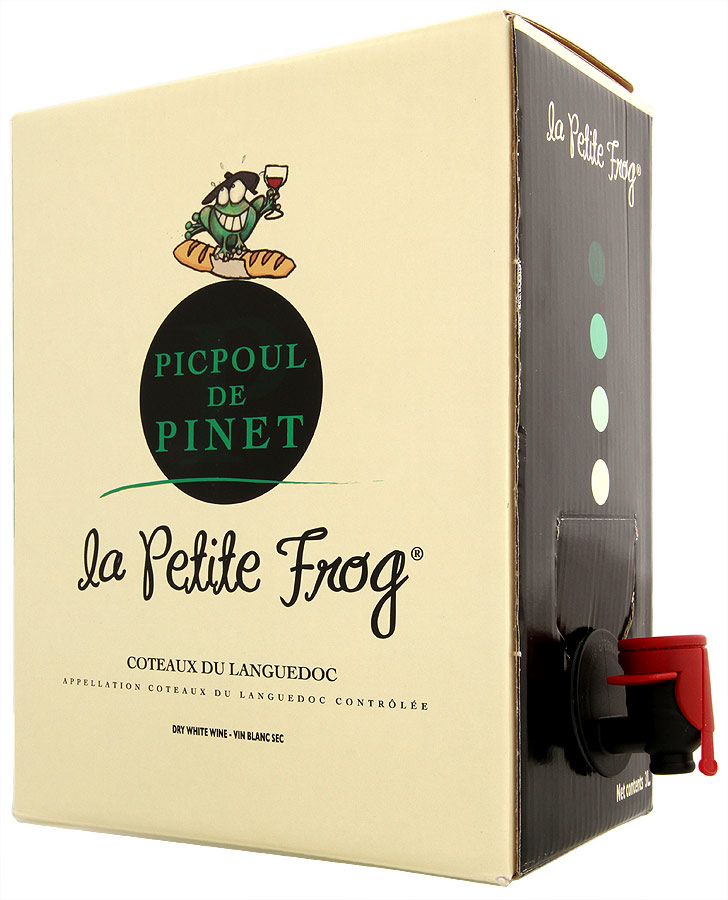 boxed wine frog