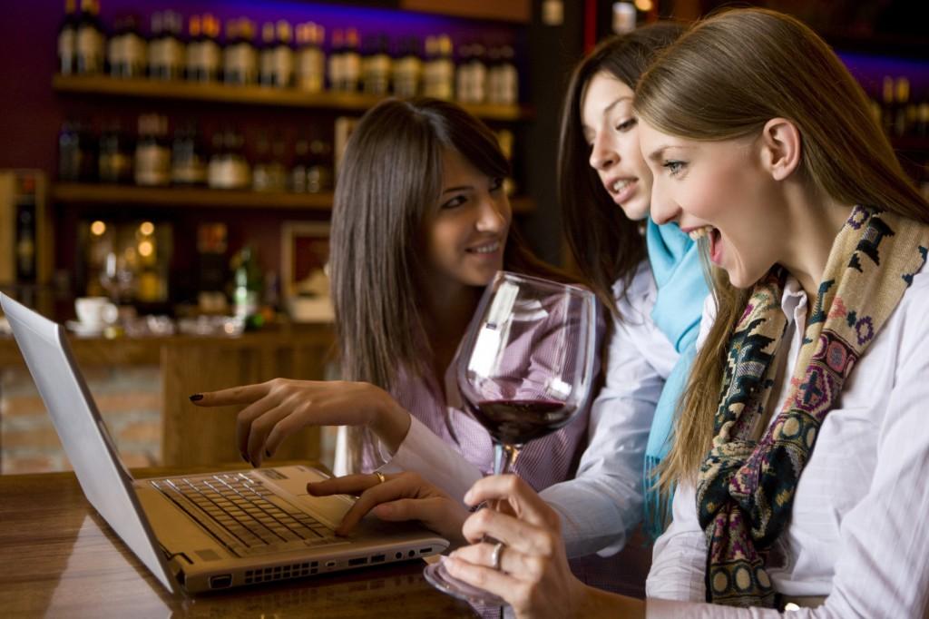 women laptop bar xl