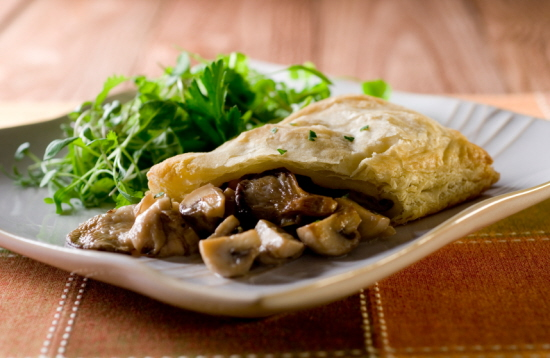 Mushroom Strudel Recipes — Dishmaps