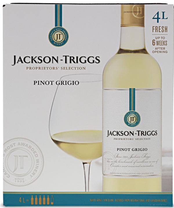 boxed wine JT