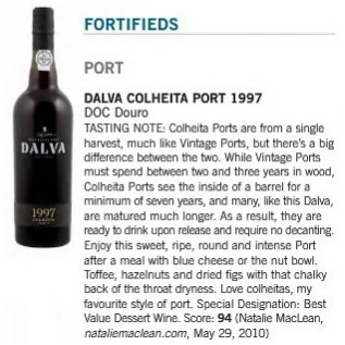 Dalvo Port