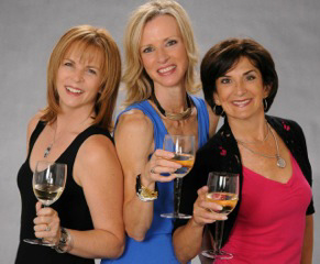 Girls Giggles and Wine Group photo 2