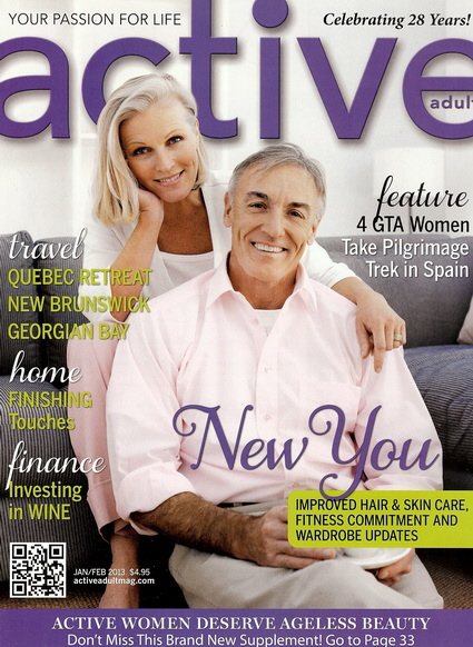 Active Adult cover Jan 2013