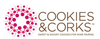 Cookies & Corks Logo