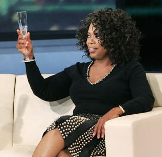 Oprah wine