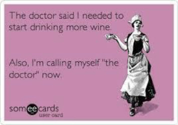 ecards drinking wine - photo #8