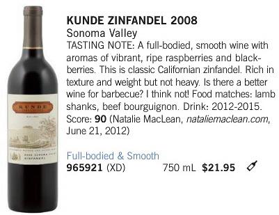 June 22 2013 Kunde Zin