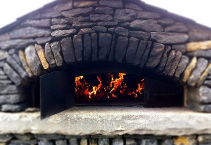 Norm Hardie Pizza Oven1