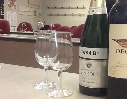 Algonquin Wine Tasting Lab 1