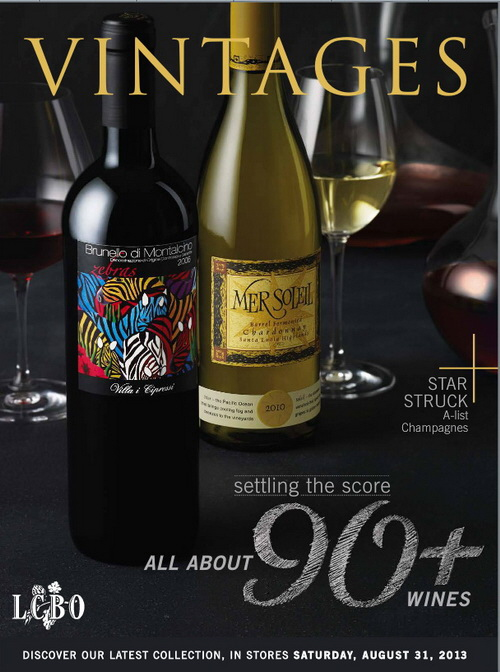 Vintages Catalogue Aug 31 2013