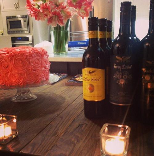 Chatelaine Wolf Blass wines