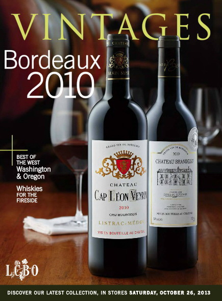 Vintages Catalogue Oct 26 2013