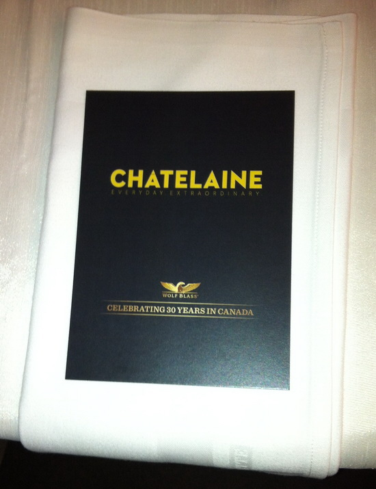 chatelaine menu 1