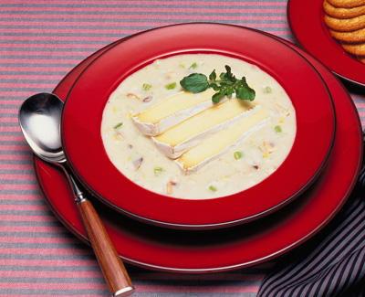 Brie Soup 3
