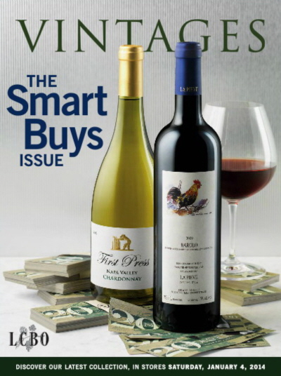 January 4 2013 Vintages Catalogue 2