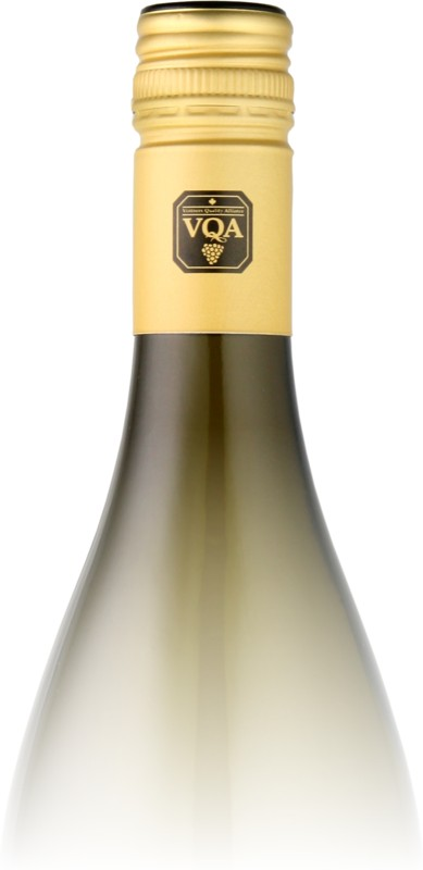 VQA Ontario Wine bottle