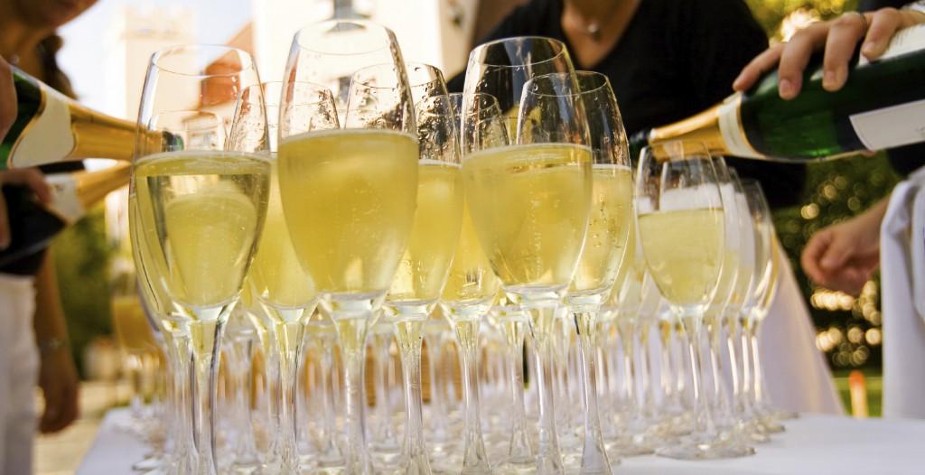 champagne tasting xl