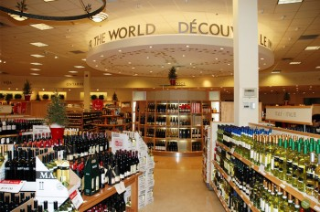 LCBO-Bayview Interior 1