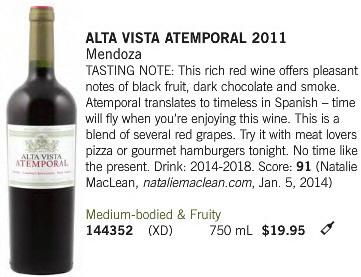 April 26 2014 Alta Vista