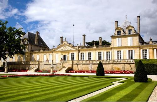 Bordeaux chateau 1