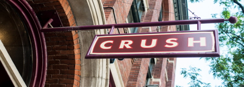 Crush Wine Bar Toronto