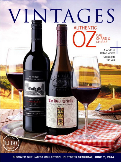 June 7 2014 Vintages Catalogue