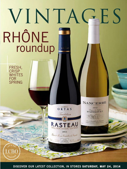May 24 2014 Vintages Catalogue