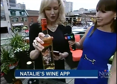 CTV News Wine App