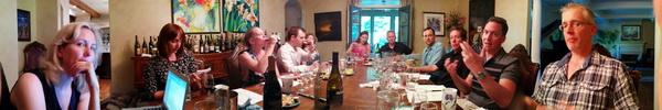 bloggers tasting 2