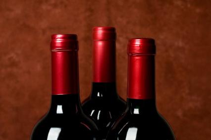 red wine capsules