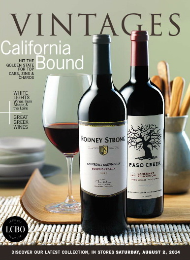 August 2, 2014 LCBO Catalogue B