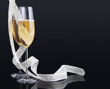Champagne in style