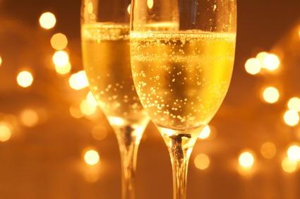 champagneflutes
