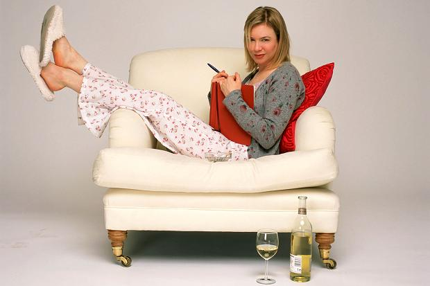Bridget Jones wine