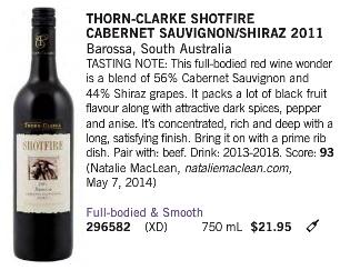 Thorn-Clarke Shotfire Natalie