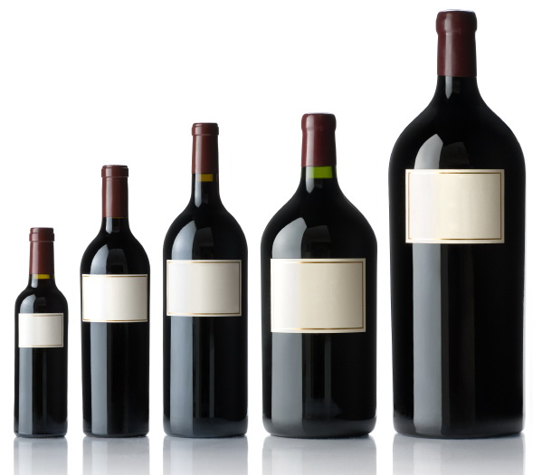 bottle sizes istock small