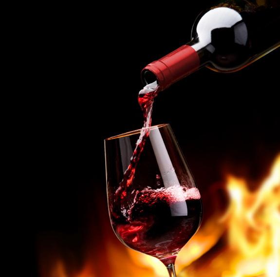fire wine small