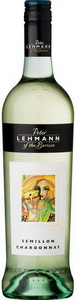 wine label art peter lehmann semillon