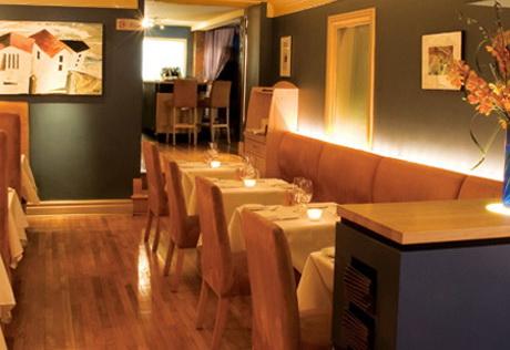 Beckta Dining Room interior