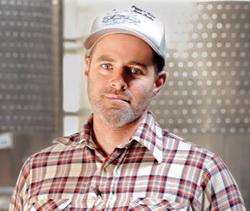 Jean-Benoit, Head Winemaker Benjamin Bridge