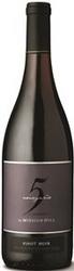 Mission Hill Five Vineyards Pinot Noir 2012 September 2014