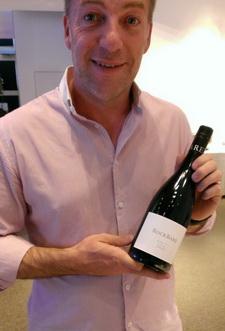 Australia's Rockbare winemaker
