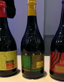 Italy's Bruton craft beer