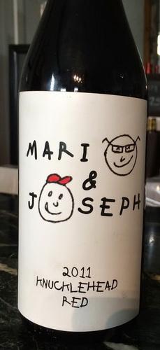Joseph Spinoza wine