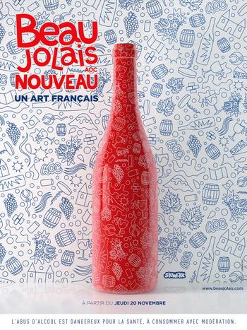 Beaujolais 2014 poster