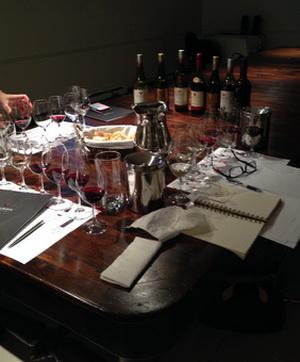 Villa Maria Tasting Wine