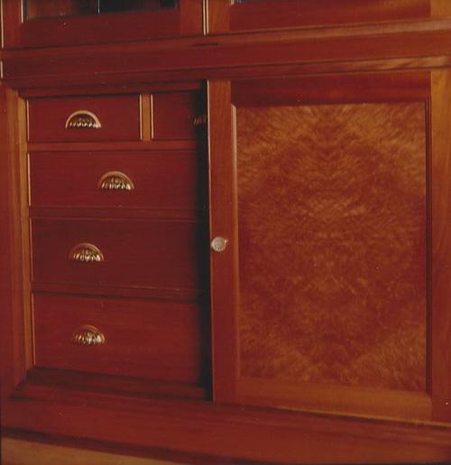 Custom Crafted Heirloom Wine Cabinets Shrine To Wine
