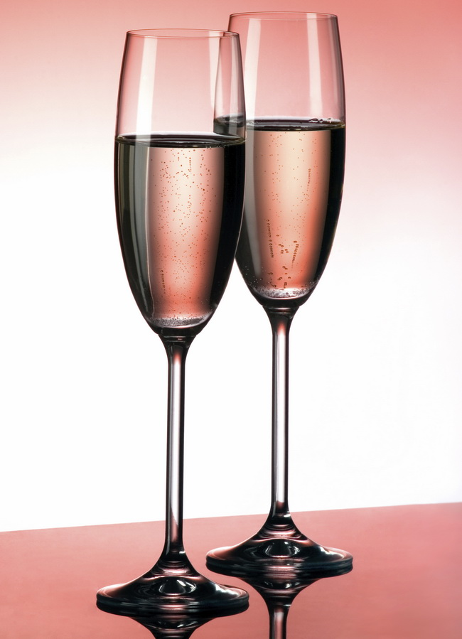 essential wine rose champagne