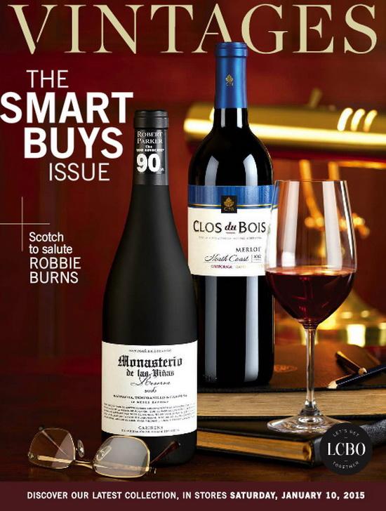 January 10, 2015 Catalogue
