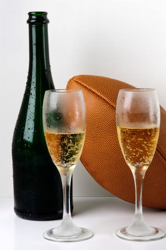 football wine
